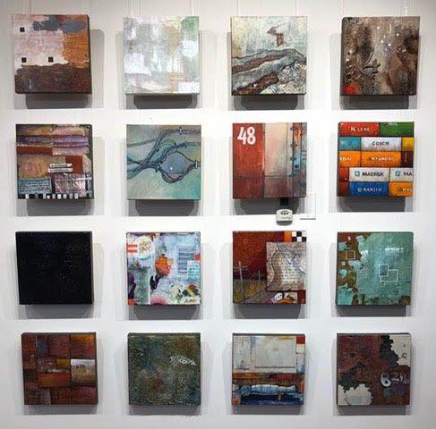 Martha Jablonski Jones - City Squares