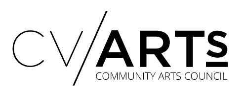 Comox Valley Arts - Community Arts Council (logo)